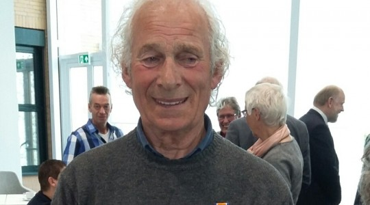 Koninklijke onderscheiding Jan Posseth