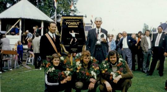 Mooi verhaal van bond 1972